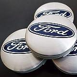 Felgenkappen für Ford Focus Fiesta Mondeo, 4x 54 mm