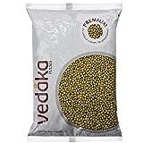 #4: Amazon Brand - Vedaka Premium Green Moong Whole/Sabut, 500g