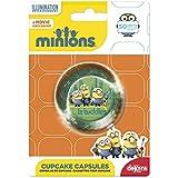 Dekora 339239 - Capsulas cupcake con diseño Minions