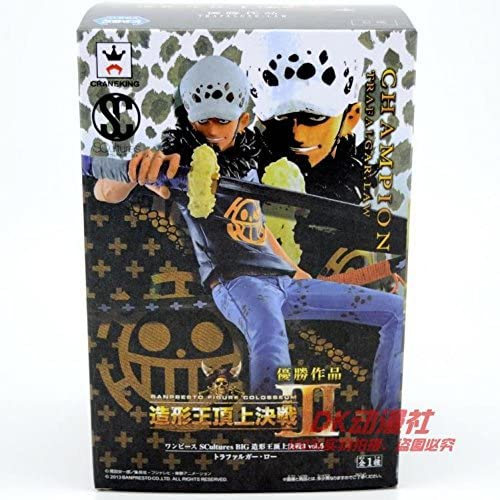 Mall Market Trafalgar D Water Law One One One Piece Pirate Death Surgeon Doctor 6