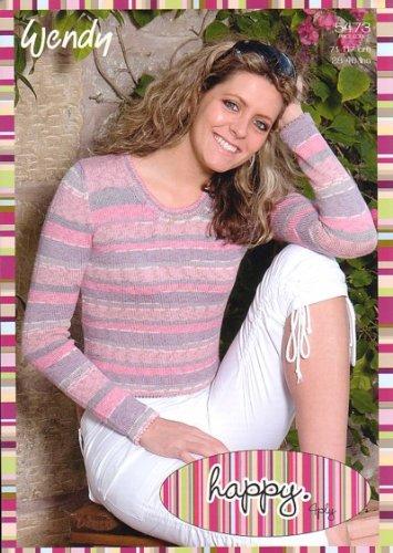 wendy-happy-4-ply-damen-pullover-schnittmuster-5473-picot-eingefasst-71-117-cm-28-46-cm