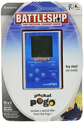 Hasbro Pocket Games - Battleship