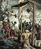 Albrecht Altdorfer - Crucifixion Albrecht Altdorfer