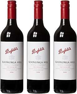 Penfolds Koonunga Hill Shiraz Cabernet 2016 Wine 75 cl (Case of 3)