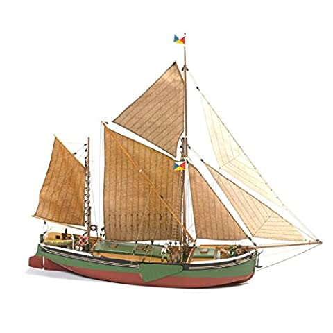 Billing Boats 1:67 Scale Will Everard Model Building Kit