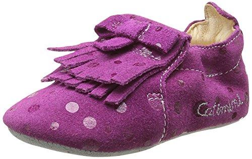 Catimini Gelinotte, Chaussures Quatre Pattes (1-10 mois) Bébé Fille, Rose (17 Vte Fuchsia Dpf/Souple), 21 EU
