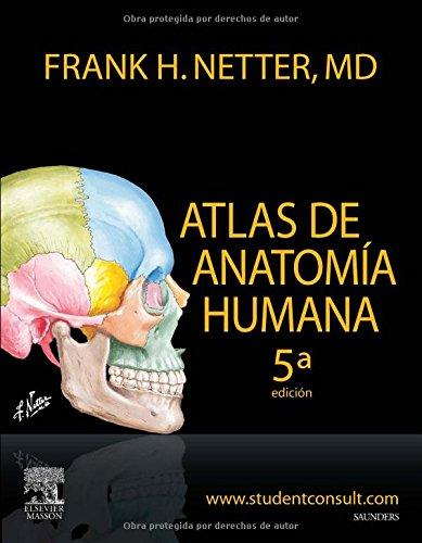 Atlas de Anatomía Humana por F.H. Netter