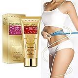 Slim Cream,Slim Extreme Cellulite Slimming & Firming Cream Body Fat Burning Massage Gel