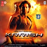 #5: Krrish (Hindi Film / Bollywood Movie Music CD)