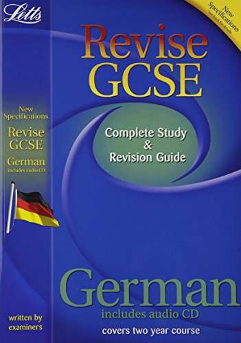 Letts GCSE Revision Success – German (inc. Audio CD): Study Guide