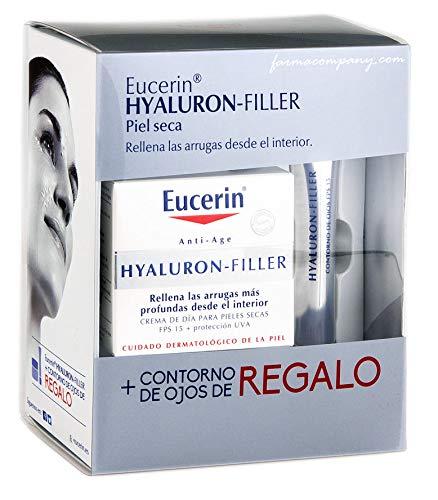 EUCERIN Hyaluron-Filler Día Piel Seca + Contorno