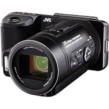"""JVC GC-PX10EU - Videocámara (CMOS, 12,75 MP, 1/0,0906 mm (1/2.3""""), 10x, 64x, 6,7 - 67 mm) Negro"""