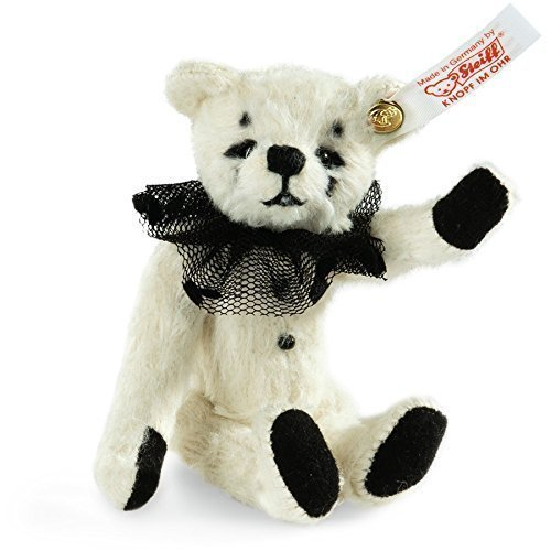 Steiff-Pedrolino-2014-limited-edition-teddy-bear-10cm-EAN-034527-by-Steiff