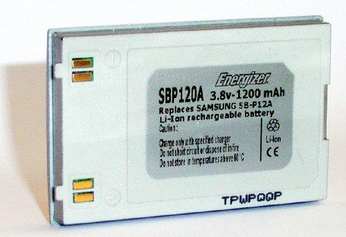 Energizer EZ-SBP120A Digitalkamera-Akku (1200mAh) Energizer Digitale Camcorder