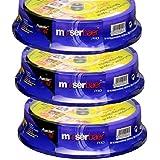 Moserbaer Pro CD-R 700MB 80 Min. 52x (10 Pack)