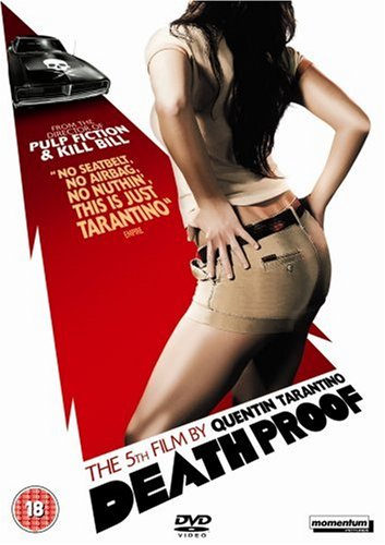 Death Proof (Two-Disc Edition) [DVD] [Reino Unido]