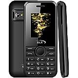GLX W8 Dual Sim Basic Feature Mobile Phone (Black)