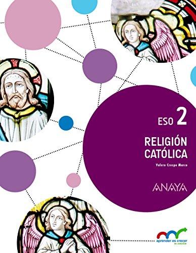 Religión Católica 2. (Aprender es crecer en conexión) - 9788469814826 por Valero Crespo Marco