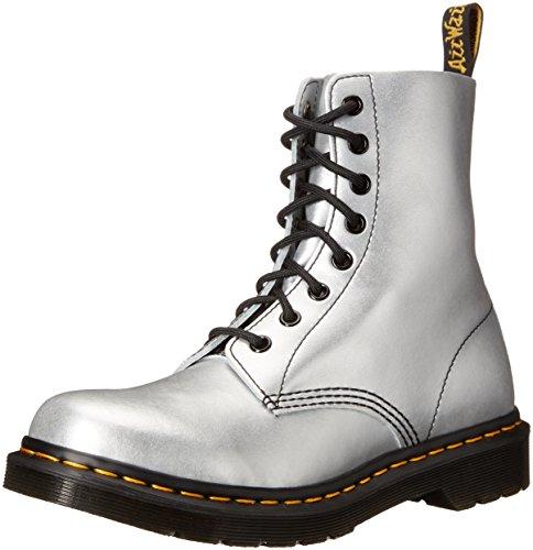 DR MARTENS 1460 Damen Stiefel Grau (Womens 1460 Martens Original Boot)