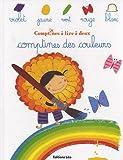Comptines à lire à deux : Comptines des couleurs - Dès 2 ans
