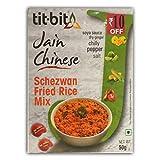 #6: Tit-Bit Jain Chinese Schezwan Fried Rice Mix - 50gms (Pack of 5)