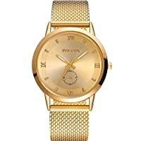 Yolako Casual Watch For Women Analog Alloy - pvc013W