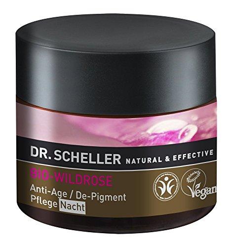 Dr. Scheller Bio-Wildrose Pflege Nacht, 1er Pack (1 x 0.05 l)