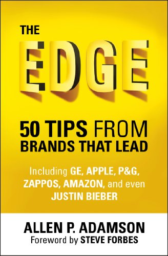 The Edge: 50 Tips from Brands that Lead (Network Mobile Edge)