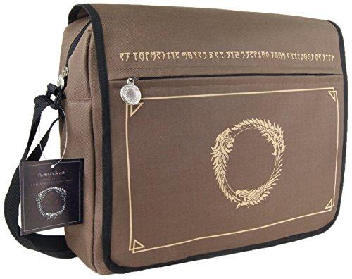 The Elder Scrolls Online Messenger Bag Ourobouros