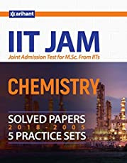 IIT JAM Chemistry Solved Papers and Practice Sets