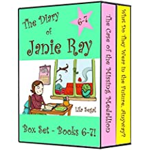 The Diary of Janie Ray - Books 6 & 7!