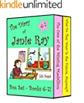 The Diary of Janie Ray - Books 6 & 7...