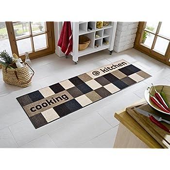 Sehr hochwertiger Küchenläufer Größe ca. 60 x 180 cm / Küchenmatte ...