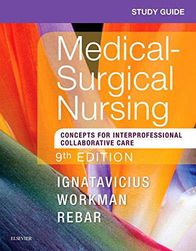 PDF Study Guide for Medical-Surgical Nursing: Concepts for