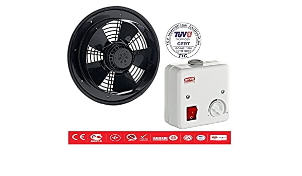 Axial ventilateur industriel Mur Ventilateur Ventilateur Ventilateur Axial Ventilateur bdrax