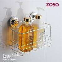 Porta Shampoo 250 - ZOSO - Super Power Suction Cup