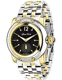 Glam Rock Palm Beach Damen-Armbanduhr 40mm Armband Zweifärbiger Edelstahl Zwei Ton Schweizer Quarz GR40026