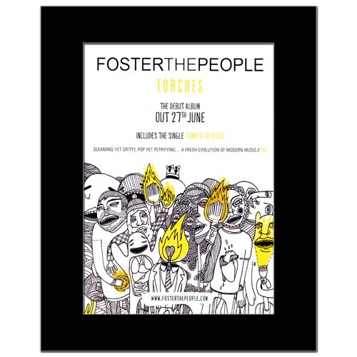 foster-the-people-torches-matted-mini-poster-285x21cm