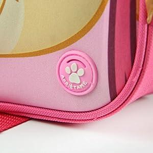 51dRwP5spDL. SS300  - Mochila 3D Patrulla Canina Paw Patrol Girl luz Sonido 32cm