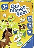 Ravensburger - 24034 - Jeu Educatif - Qui Mange Quoi