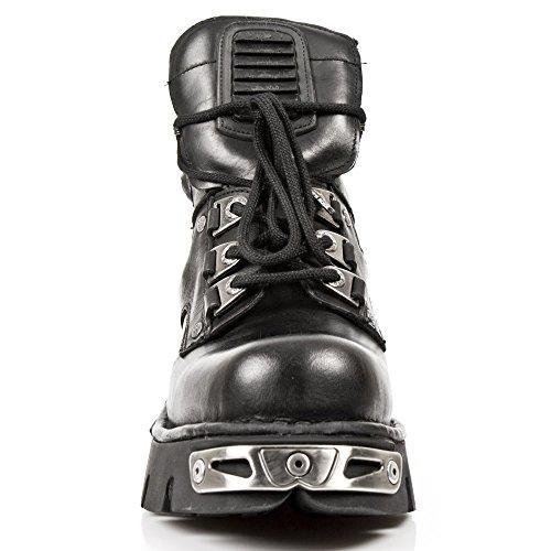 Cajón De Los Zapatos NEWROCK New Rock Stivali Stile M.924 S1 Nero Unisex Reactor Nero Descuento Del Paquete De Cuenta Regresiva La Salida De Alta Calidad Muy Barato 2018 Venta Online rCTTddQDK