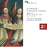Bach, J.S.: 6 Favourite Cantatas (2 CDs)