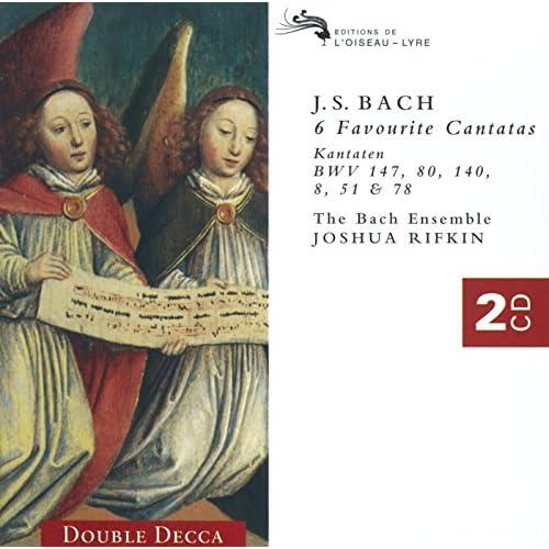 """J.S. Bach: Cantata """"Liebster Gott, wenn werd ich sterben"""", BWV 8 - 5. Recit: Behalte nur, o Welt, das Meine!"""