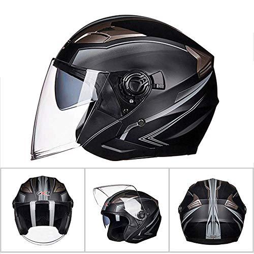 LQ-Helmet Casco, Motocicleta, ciclomotor, Casco, Casco