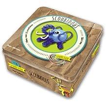 Scoubidous : 1 livre + 20 fils de scoubidous