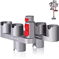 Accessories Holder Organizer Docking Station Compatible with Dyson V10 V8 V7 Vacuum Cleaner Accessories Mount (2 pieces)