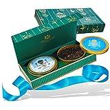 VAHDAM, Tea Master´s DUO - Bestes Tee-Geschenkset | 2 Preisgekröntes Tee-Set in Präsentationsbox...