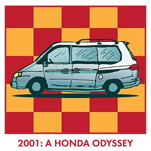 2001: A Honda Odyssey