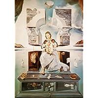 Stampa artistica 'Madonna of Port Lligat', per Salvador Dalí, Dimensione: 70 x 100 cm
