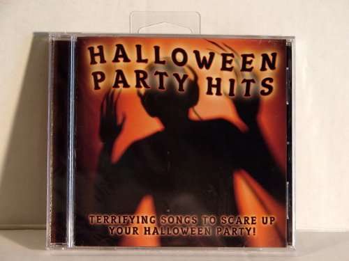 (Halloween Party Hits CD – 10 Halloween Songs Musik)